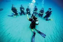 National Certificate in Diving - Instruction